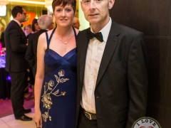 Pauline and Brian Shiels, Irish Coastguard. Picture Cian Reinhardt/ilovelimerick