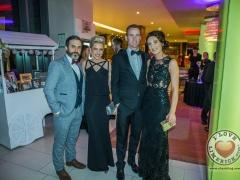 John Dunworth, Máire-Treasa Ní Dhubhghaill, Damian Daly, Sarah Doyle. Picture Cian Reinhardt/ilovelimerick