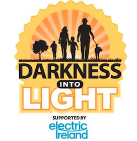Darkness Into Light Logo