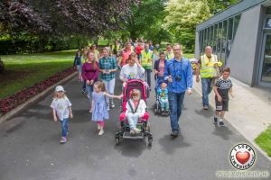 Limerick CDKL5 Charity Walk 2016