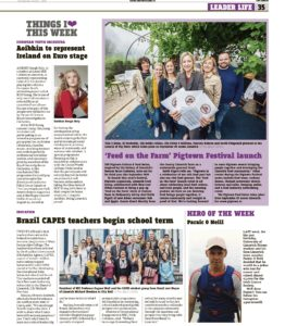 The Leader Column 21 August 2019